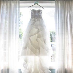 Beautiful, Romantic Wedding Dress